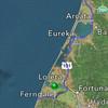 Eureka area map