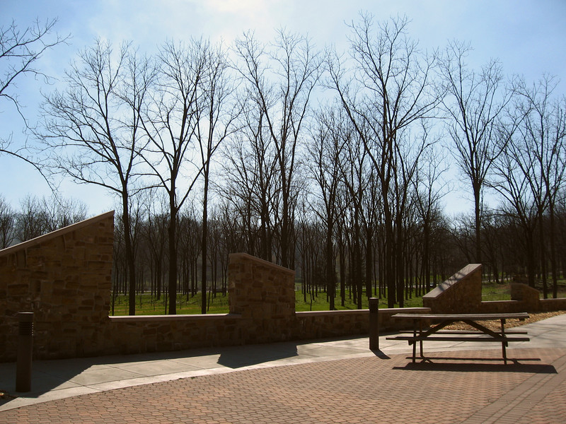 The Wright Conference Center of The Hardwood Tree Improvement and Regeneration Center at Purdue University.