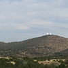 McDonald Observatory - Ft Davis, TX - we would come back here later in the week for a star party<br /> (BW)