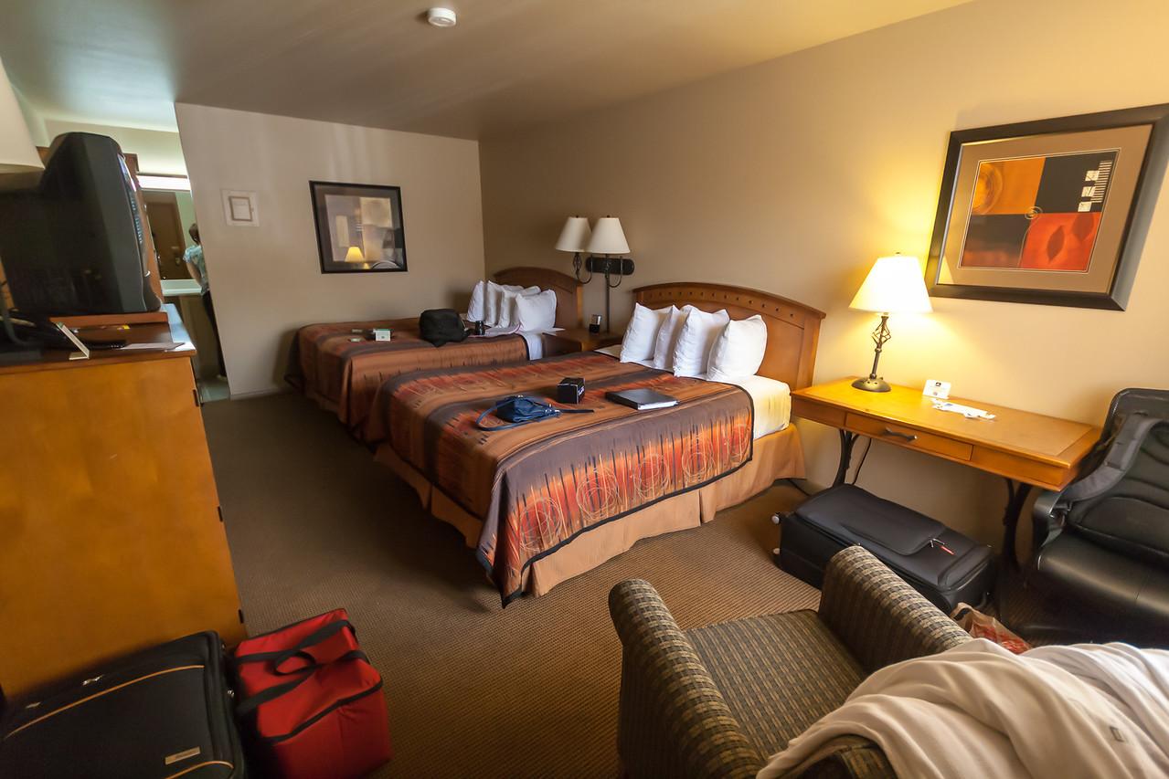 Best Western Sunset Motor Inn, Cody, Wyoming