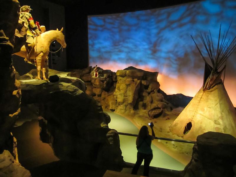 Plains Indians Museum, Buffalo Bill Historical Center