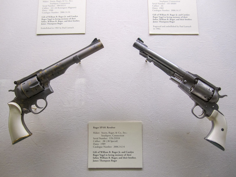 Ruger, Cody Firearms Museum, Buffalo Bill Historical Center