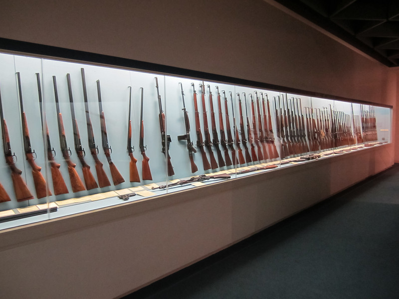 Cody Firearms Museum, Buffalo Bill Historical Center