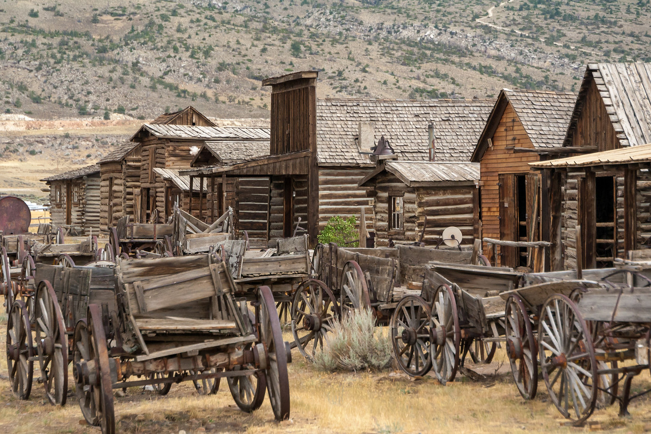 Old Trail Town, Cody