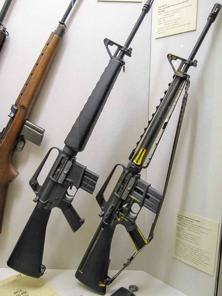 Colt M16A1 Rifle, Buffalo Bill Historical Center