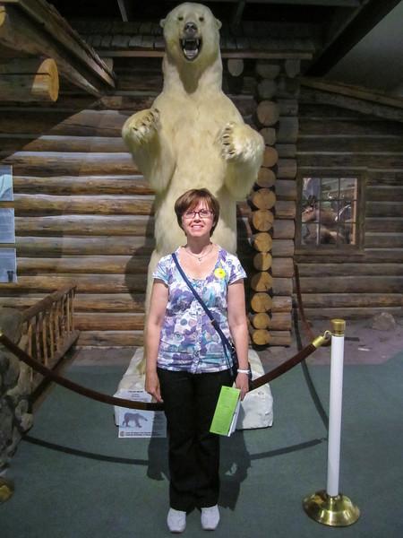 Polar Bear, Buffalo Bill Historical Center