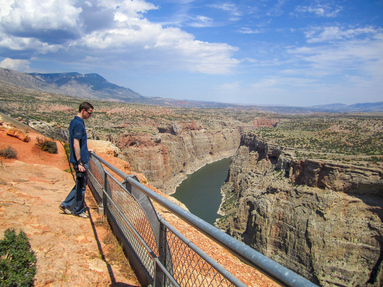 Devil's Canyon Overlook, Bighorn Canyon National Recreation Area