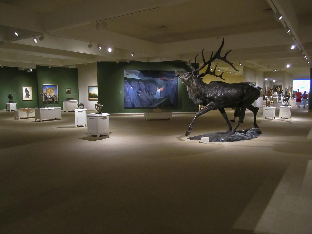 Western Art Museum, Buffalo Bill Historical Center