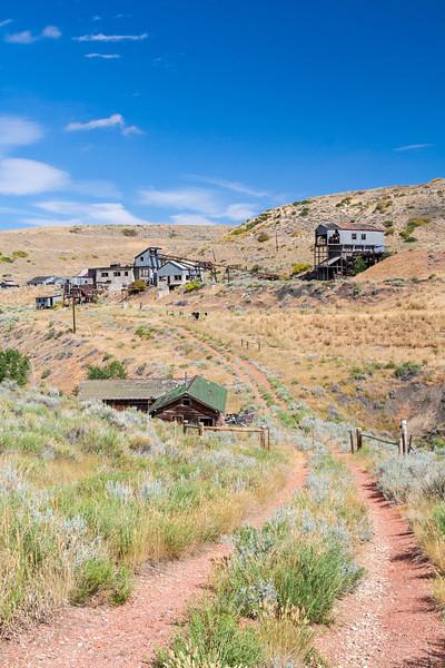 Smith Mine, Montana