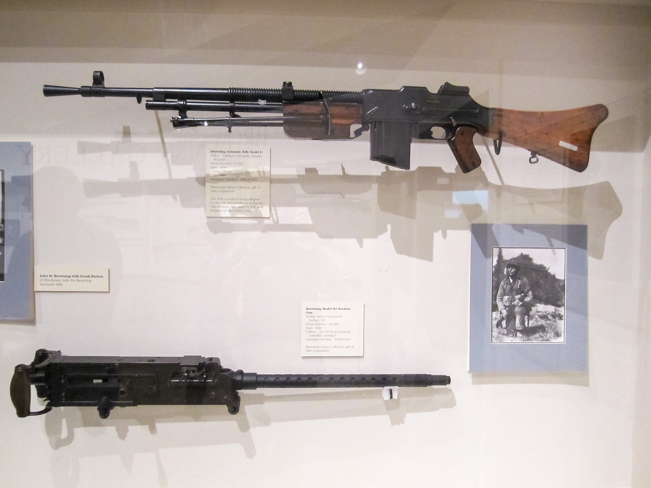 Browning, Cody Firearms Museum, Buffalo Bill Historical Center