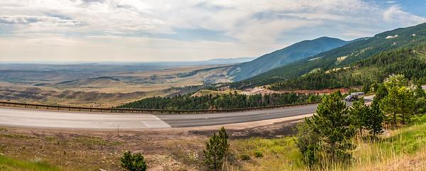 US14, Bighorn National Forest