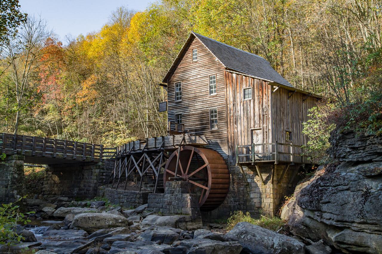 Grist Mill @ Babcock St. Park WV