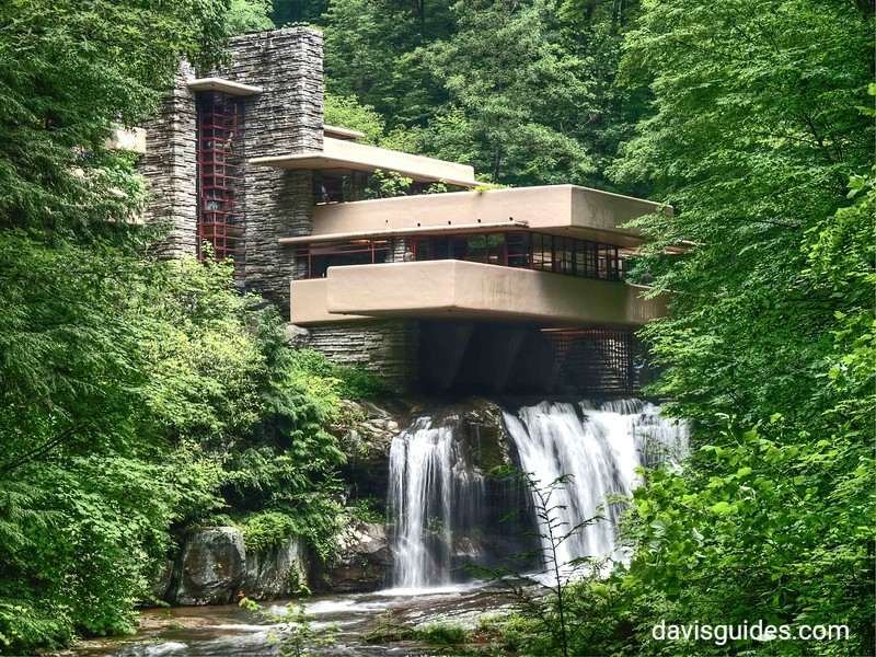 Fallingwater in color