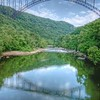 Bridge over the New River Gorge in West Virginia