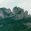Seneca Rocks, Pendleton County, WV  9-3-01