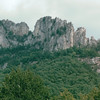 Awesome Seneca Rocks, Pendleton County, WV  9-3-01