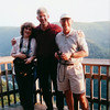 Donna, Randal and Bob Norum - New River Gorge National River Area, WV  9-1-01