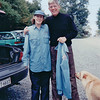 Donna and Randal - After We Rafted the Lower New River with North American River Runners  9-2-01