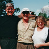 Randal, Bob and Kathy - We Rafted the Lower New River with North American River Runners  9-2-01
