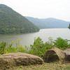 Beautiful View at the New River in Hinton, WV