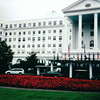 Greenbrier Resort, White Sulphur Springs, WV  9-1-01