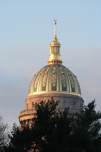 West Virginia state capitol complex and grounds.