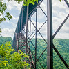 West Virginia's New River Gorge bridge carrying US 19