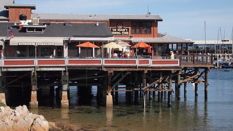 Fishermans Wharf, Monterey, CA.