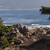 View of Carmel Bay, 17 Mile Drive
