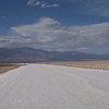 Death Valley-Salt walkway