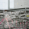"""<span id=""""title"""">Wall</span> The side of a building in downtown Seattle."""
