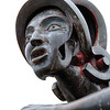 """<span id=""""title"""">Chris</span> A truly frightening sculpture of Christopher Columbus."""