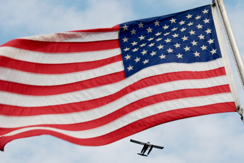 """<span id=""""title"""">God Bless Floatplanes</span> This one was probably giving aerial tours. We opted for the boat tour - the American flag you may have noticed in this photo was on our tour boat."""