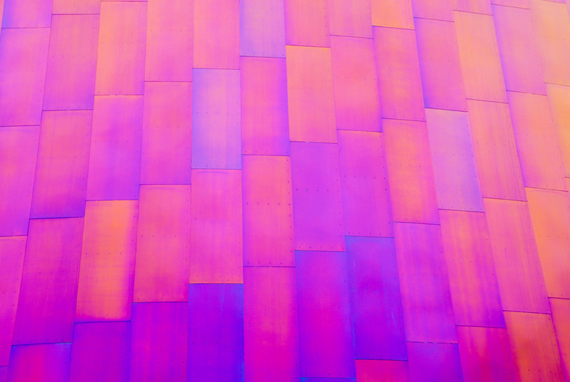 "<span id=""title"">Pink Wall</span> Experience Music Project"