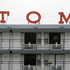 """<span id=""""title"""">(le)Tom</span> Random motel, as seen from the wrong side."""