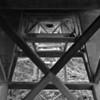 "<span id=""title"">Under the Bridge</span> Latourell Creek Bridge, to be exact"