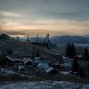 Sunrise, Mountain Con Mine, Butte, April 6, 2015