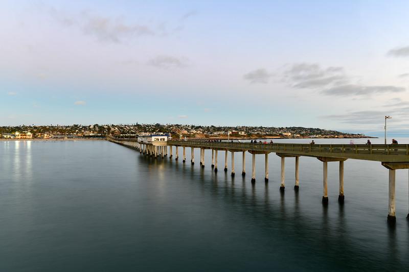 Ocean Beach Pier - San Diego, California