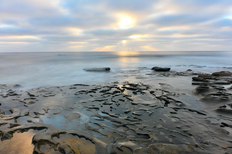 Tide Pools - La Jolla