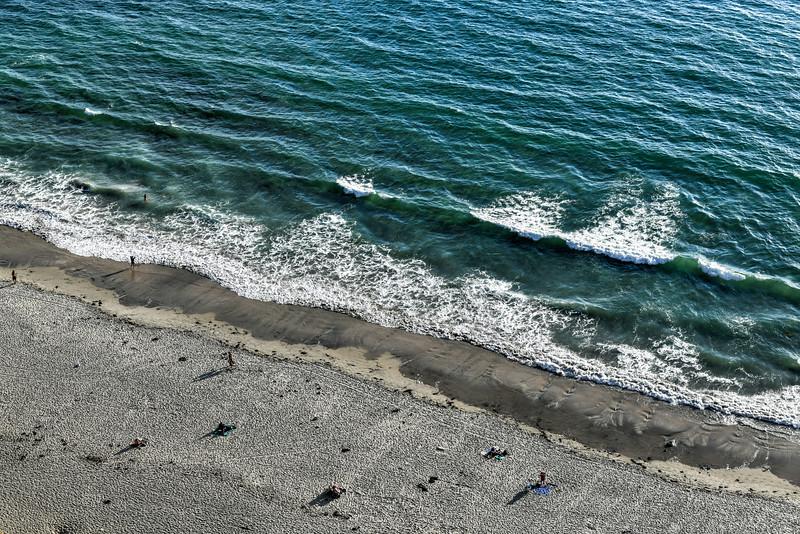 Black's Beach - San Diego, California