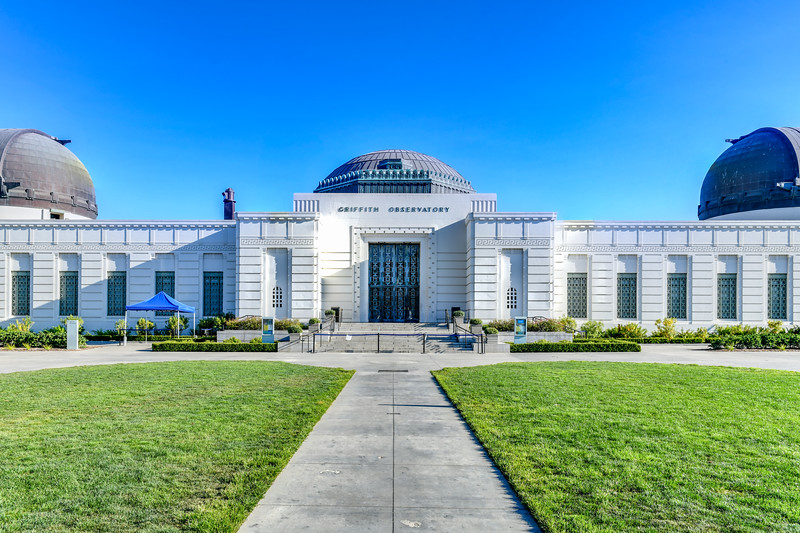 Griffith Observatory - Los Angeles