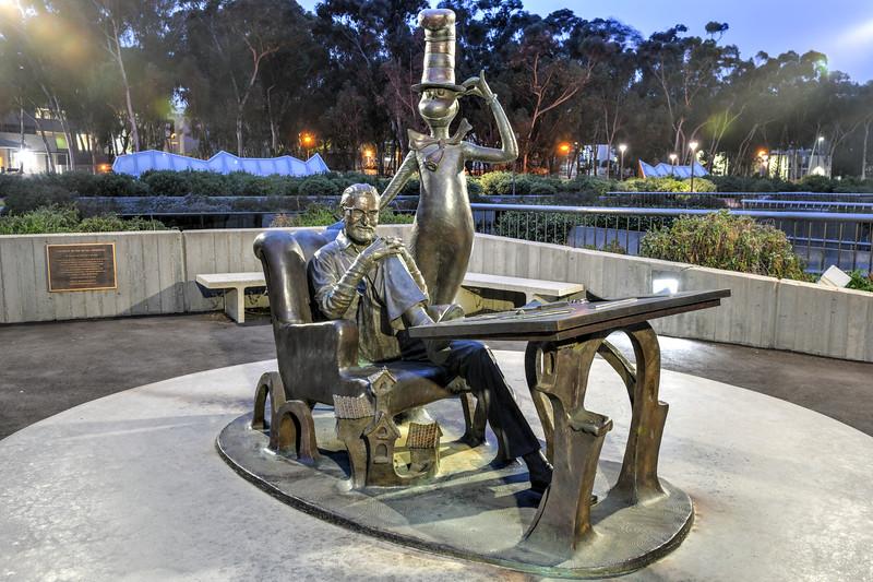 Geisel Library - San Diego, California