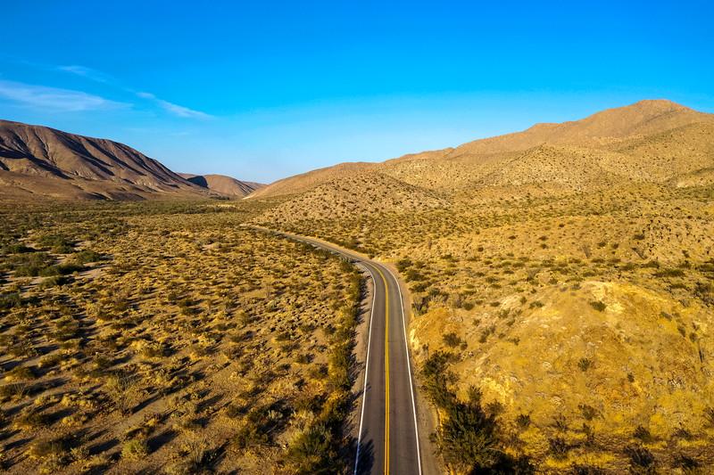 Anza-Borrego Desert State Park - California