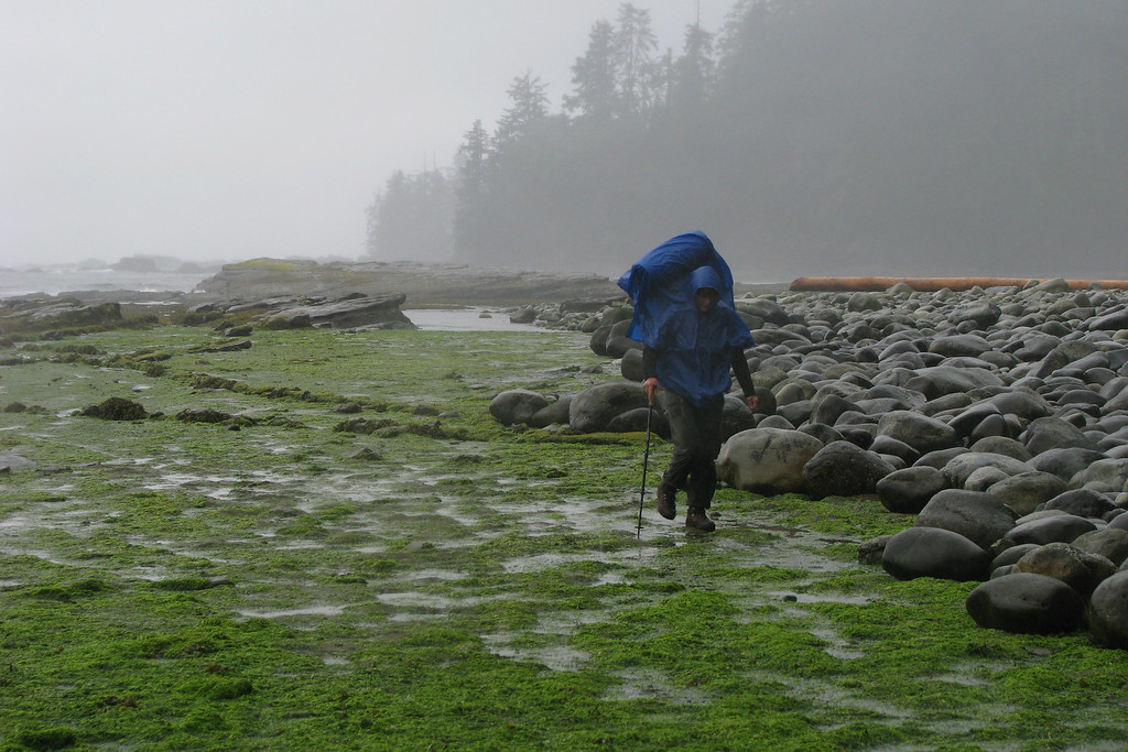 West Coast Trail, BC, Canada