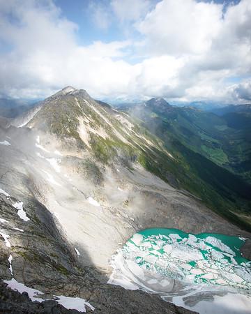 Views from Mount Elizabeth