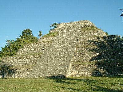 Mayan Ruins - Chacchoben
