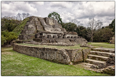 Altun Ha Mayan Ruins - Belize city, Belize