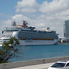 Government Cut, Fisher Island is also know as Terminal Island where the cruise ships dock.