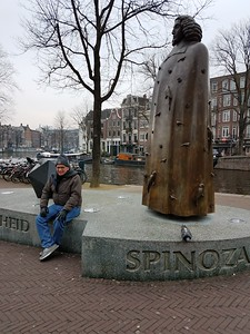 Alan & Spinoza