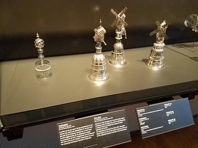 bells in Rijksmuseum